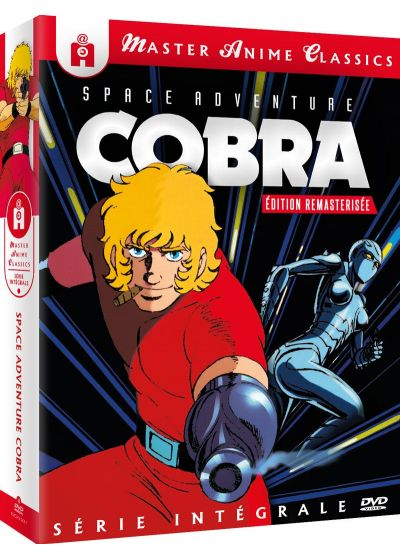 Space Adventure Cobra - La Série (Édition remasterisée) - DVD