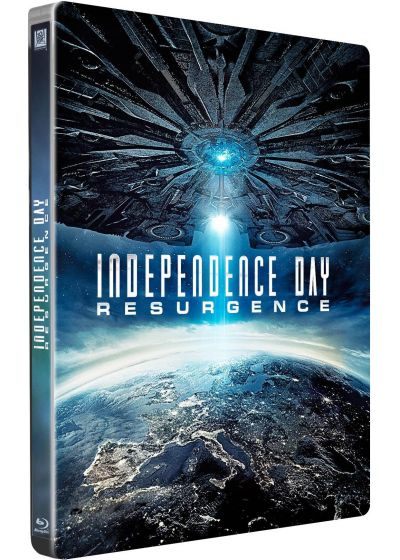 Independence Day : Resurgence (Édition Limitée boîtier SteelBook) - Blu-ray