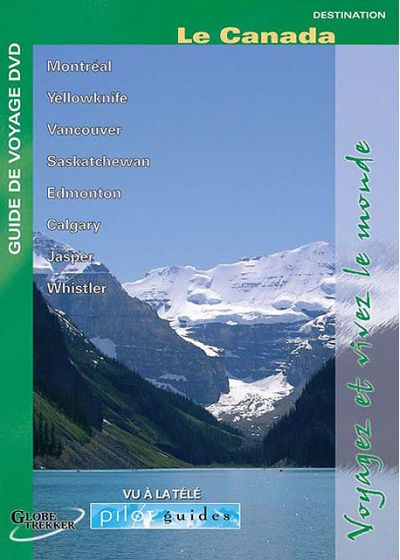 Guide voyage DVD - Le Canada - DVD