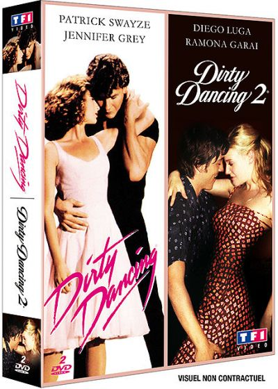 Dirty Dancing 1 & 2 (Pack) - DVD