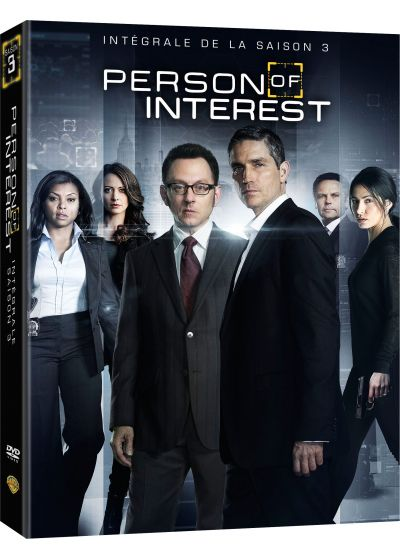Person of Interest - Saison 3 - DVD