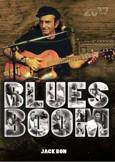 Blues Boom - Jack Bon - DVD