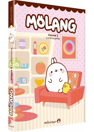 Mölang - Vol. 2 : La brocante - DVD