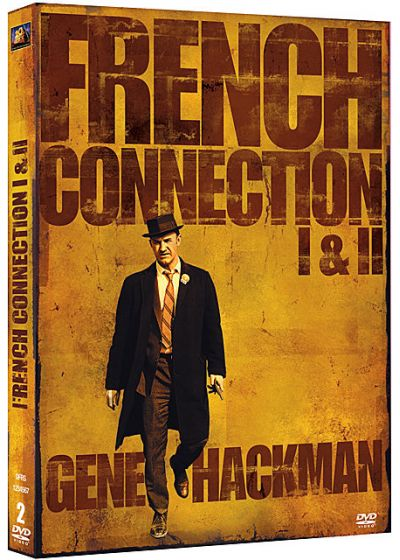 French Connection + French Connection II (Pack) - DVD
