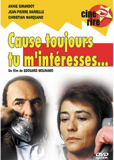 Cause toujours tu m'intéresses... - DVD