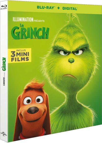 DVDFr , Le Grinch (Blu,ray + Digital) , Blu,ray