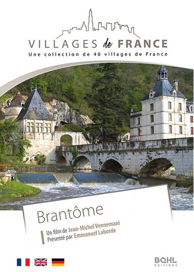 Villages de France volume 39 : Brantôme - DVD