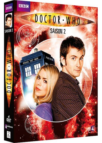 Doctor Who - Saison 2 - DVD