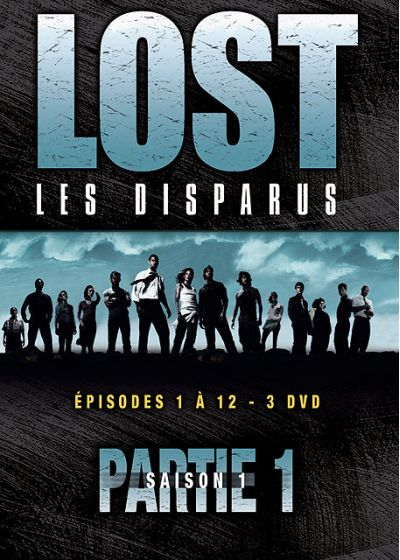 Lost, les disparus - Saison 1 - Partie 1 - DVD