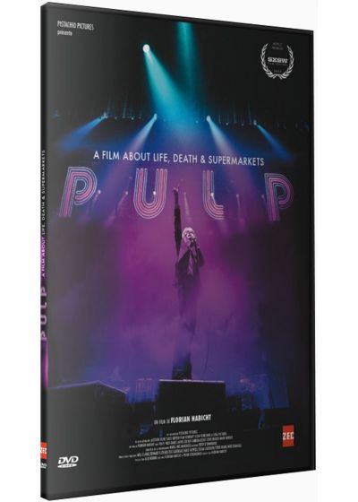 Pulp : A Film about Life, Death & Supermarkets - DVD