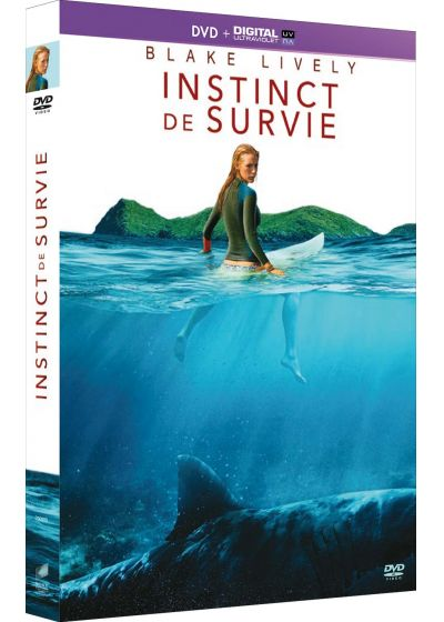 Instinct de survie (DVD + Copie digitale) - DVD