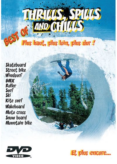 Thrills, Spills and Chills (Plus haut, plus loin, plus dur !) - Best of - DVD