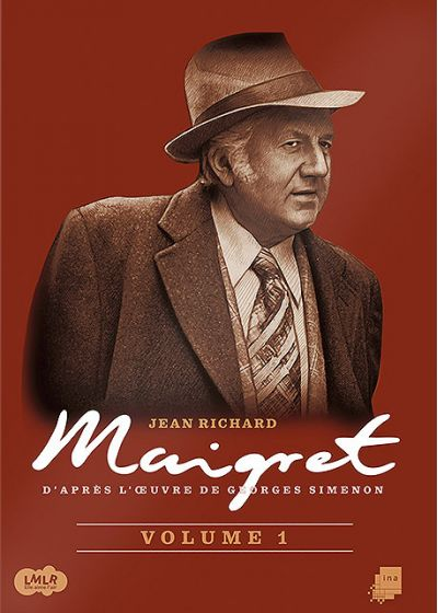 Maigret - Jean Richard - Volume 1 - DVD