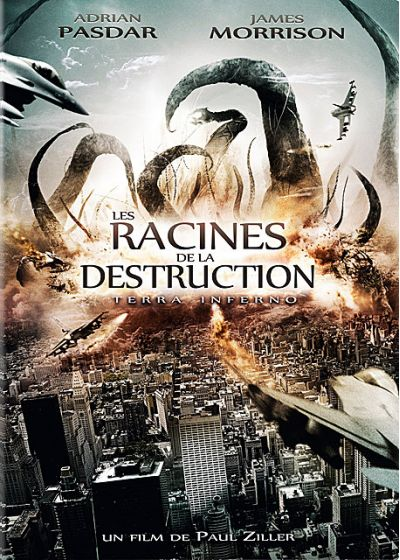 Les Racines de la destruction - DVD