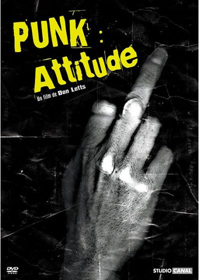 Punk : Attitude (Édition Collector) - DVD