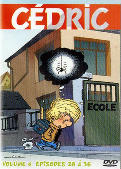 Cédric - Volume 4 - DVD