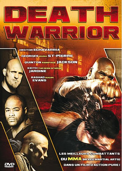 Death Warrior - DVD