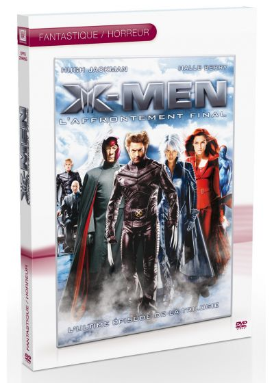 X-Men : L'affrontement final (Édition Simple) - DVD