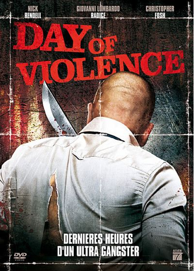 Day of Violence - DVD