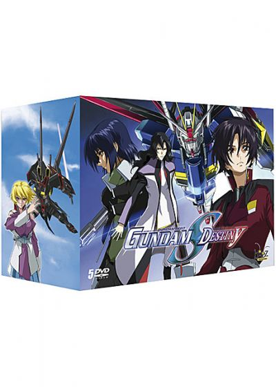 Mobile Suit Gundam Seed Destiny - Box 1/2 (Pack) - DVD