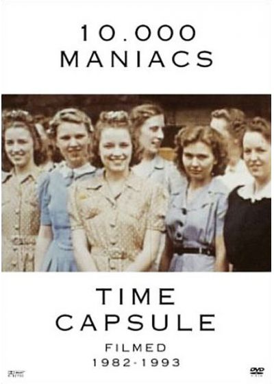10.000 Maniacs - Time Capsule - DVD