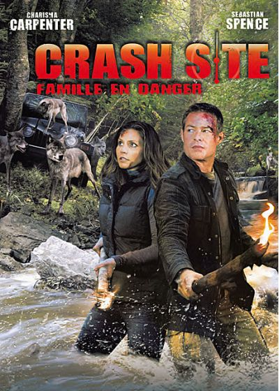 Crash Site - DVD