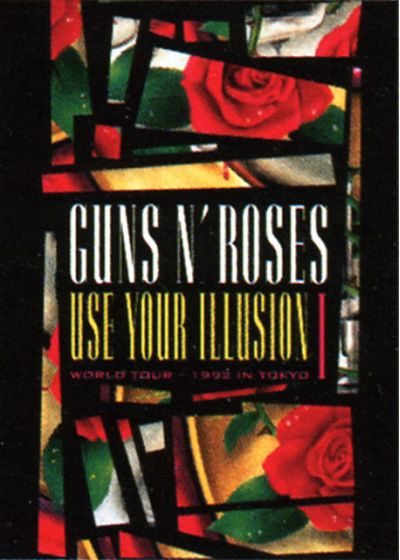 Guns n'Roses - Use Your Illusion I - DVD