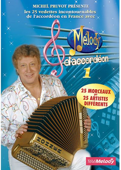 Mélody d'accordéon - 1 - DVD