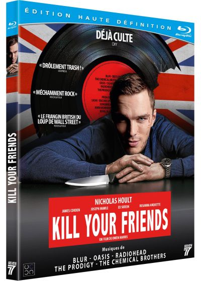 Kill Your Friends - Blu-ray