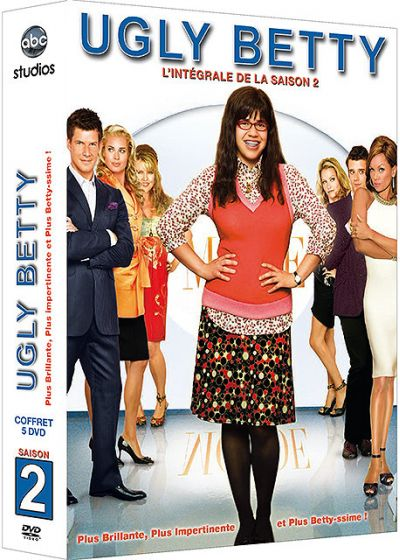 Ugly Betty - Saison 2 - DVD