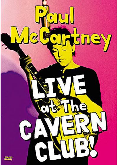 Paul McCartney - Live at The Cavern Club! - DVD