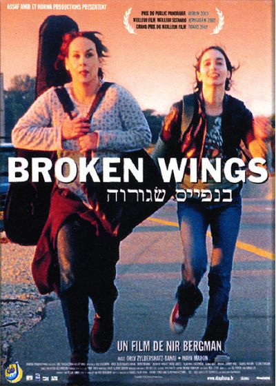 Broken Wings - DVD