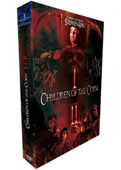 Children of the Corn 1 + 2 (Pack) - DVD