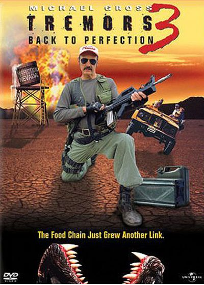 Tremors 3 : Back to Perfection - DVD
