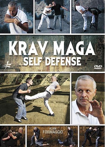 Krav Maga - Self Defense - DVD