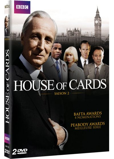 House of Cards - Saison 2 - DVD