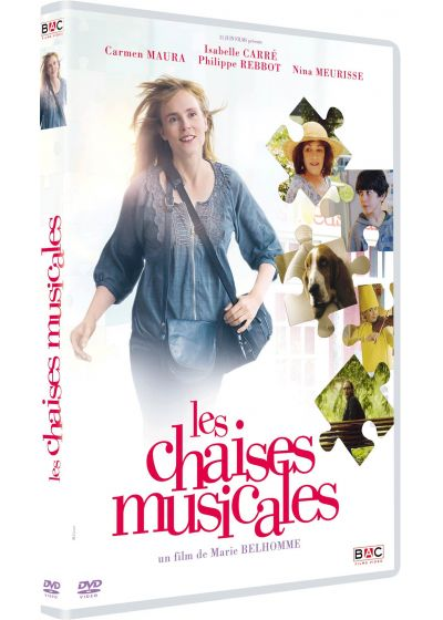 Les Chaises musicales - DVD
