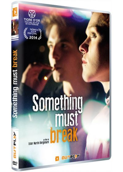Something Must Break - DVD