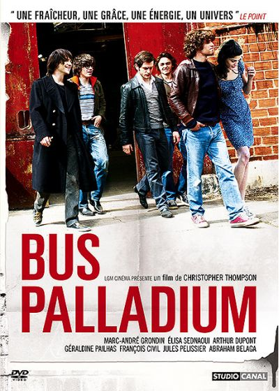 Bus Palladium - DVD