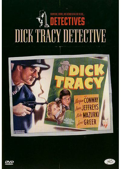 Dick Tracy Détective - DVD
