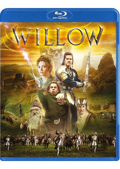 Willow - Blu-ray