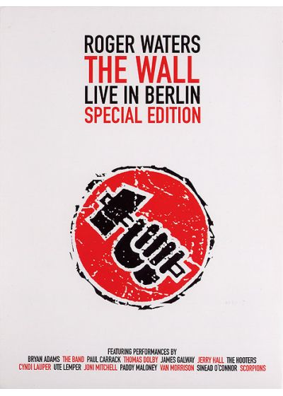 Waters, Roger - The Wall - Live in Berlin (Édition Spéciale) - DVD