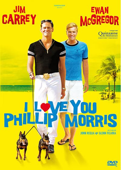 I Love You Phillip Morris - DVD