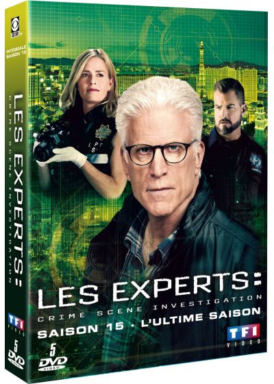 Les Experts - Saison 15 - L'ultime saison - DVD