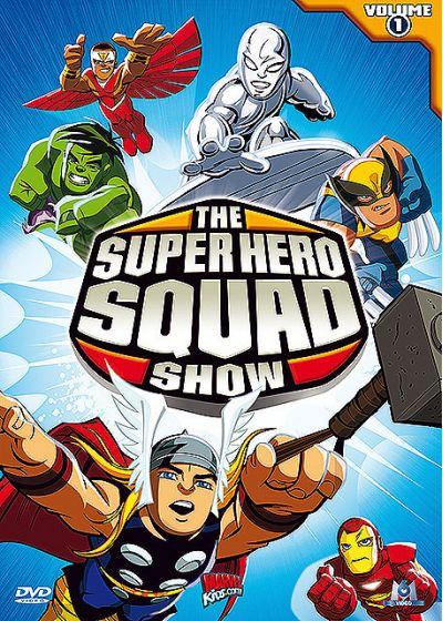 The Super Hero Squad Show - L'épée de l'infini - Volume 1 - DVD