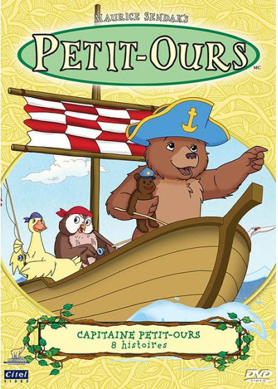 Petit-Ours - 22/25 - Capitaine Petit-Ours - DVD