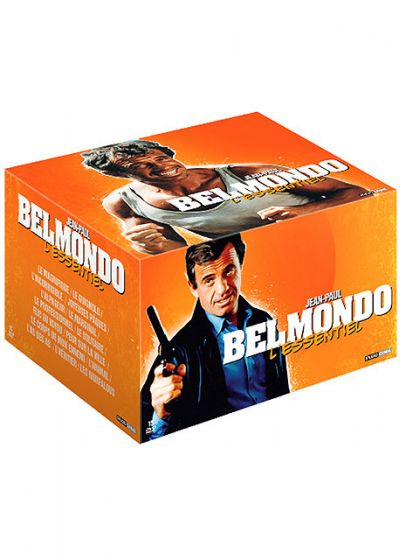 Jean-Paul Belmondo - L'essentiel - DVD