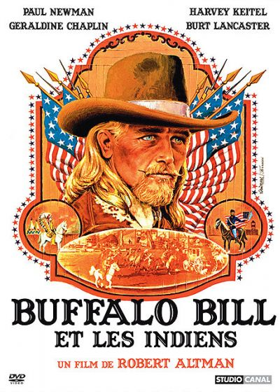 Buffalo Bill et les indiens - DVD