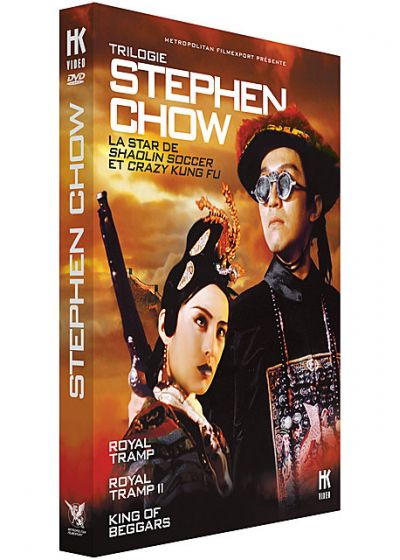 Stephen Chow - Coffret 3 films - DVD