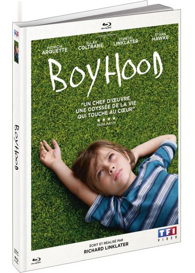 Boyhood - Blu-ray